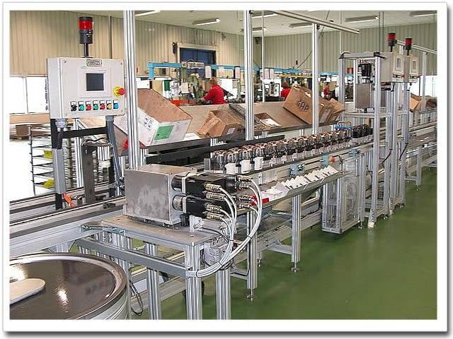 Maquinas integración líneas flexibles FMS