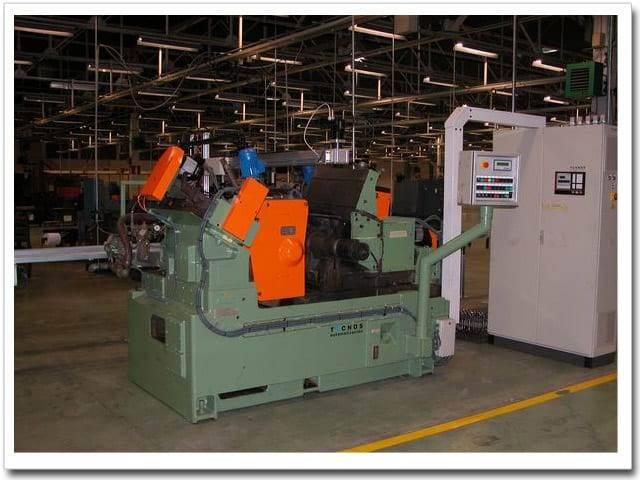 Retrofiting máquina rectificado cigueñal