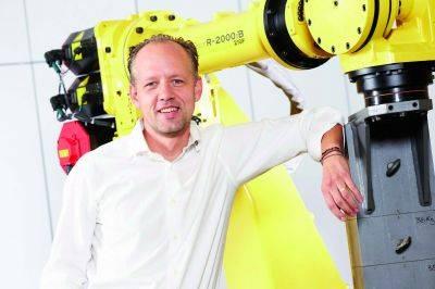 Sr.Bob Struijk_Fanuc Robotics Ibérica
